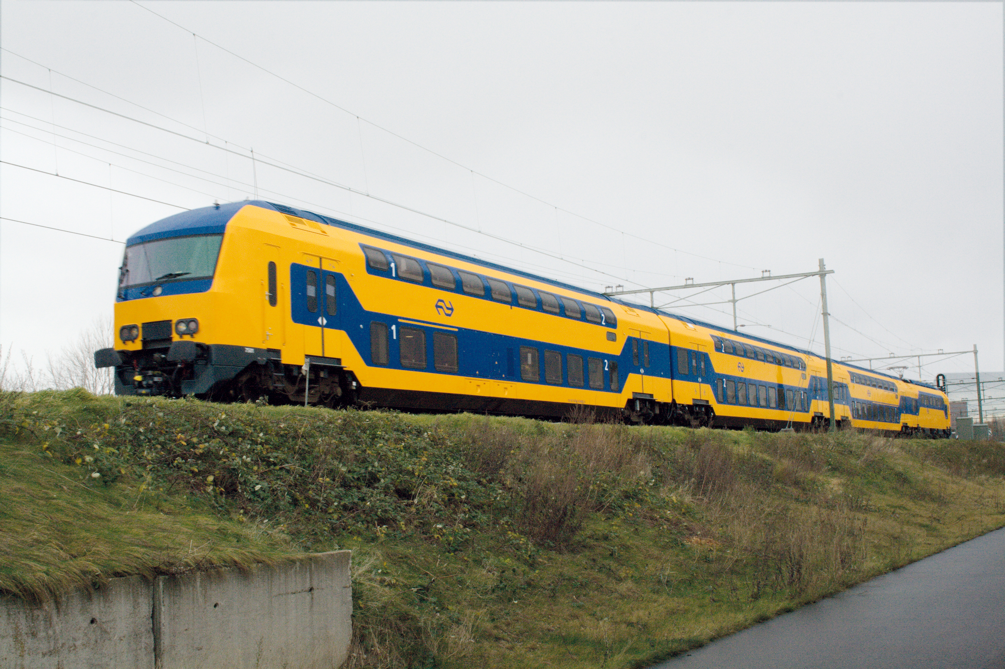 Brussels to Leiden Centraal by Train from €22 | Trainline