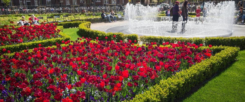 Rijksmuseum Garden